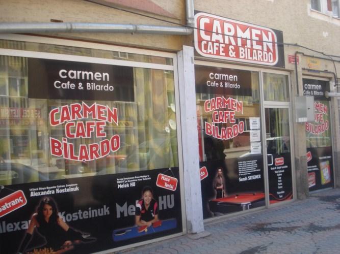 Carmen Cafe & Bilardo